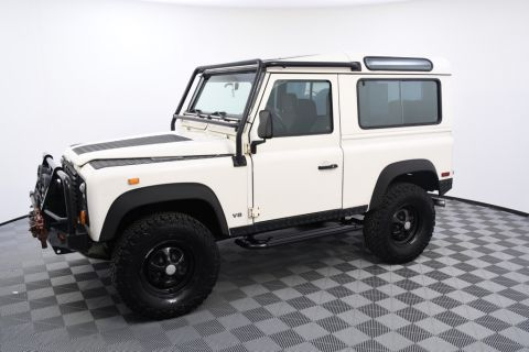 1997 Land Rover Defender 90 Base